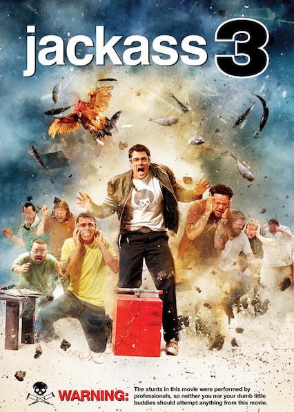 Jackass 3 on Netflix UK
