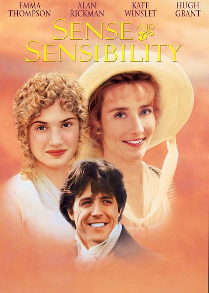 Sense and Sensibility on Netflix UK
