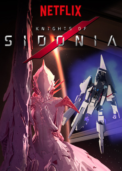 Knights of Sidonia on Netflix UK