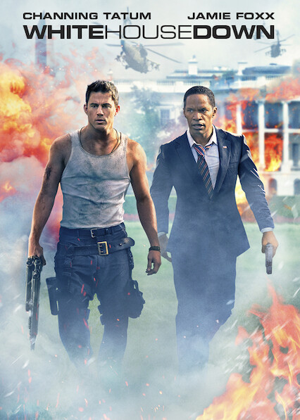 White House Down on Netflix UK