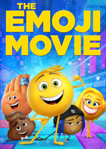 The Emoji Movie on Netflix UK