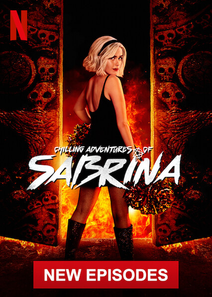 Chilling Adventures of Sabrina on Netflix UK