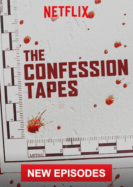 Is 'The Confession Tapes' (2019) available to watch on UK Netflix