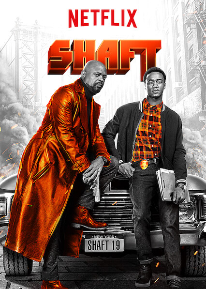 Shaft on Netflix UK