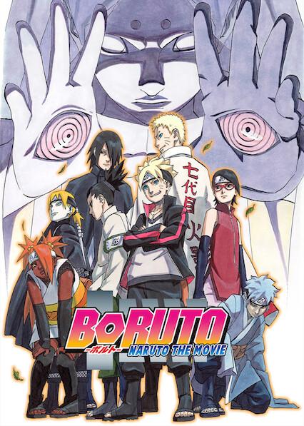 Boruto: Naruto the Movie on Netflix UK