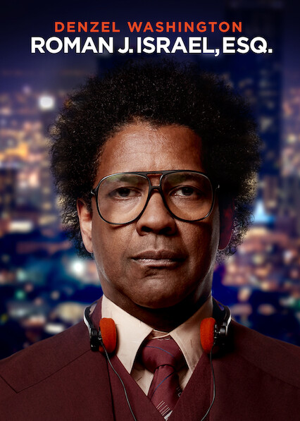 Roman J. Israel, Esq. on Netflix UK