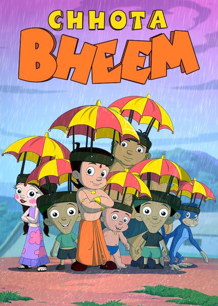 Chhota Bheem on Netflix UK