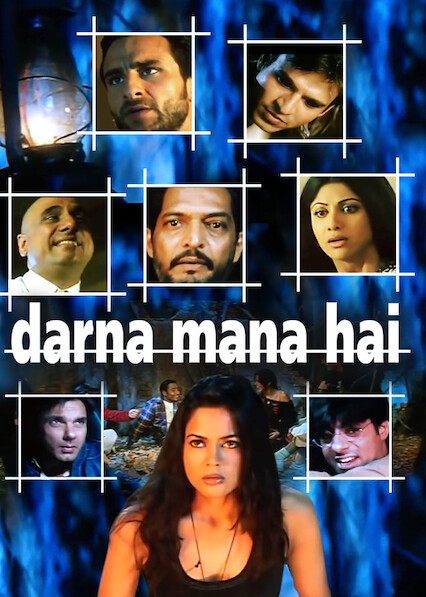 Darna Mana Hai on Netflix UK