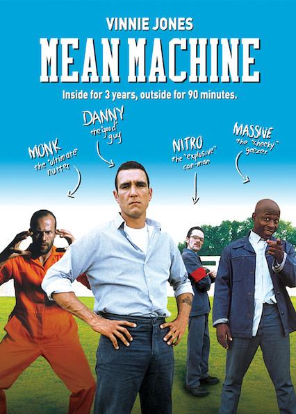 Mean Machine on Netflix UK