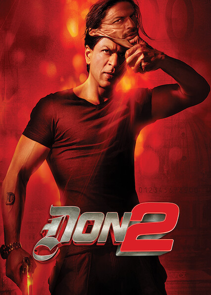 Don 2 on Netflix UK
