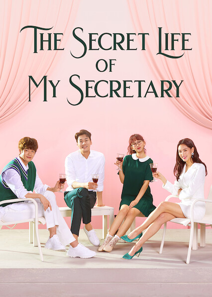 The Secret Life of My Secretary on Netflix UK