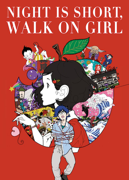 The Night Is Short, Walk On Girl on Netflix UK