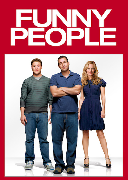 Funny People on Netflix UK