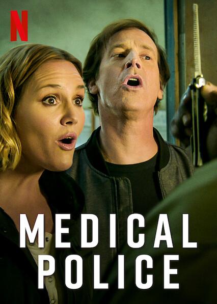 Medical Police on Netflix UK