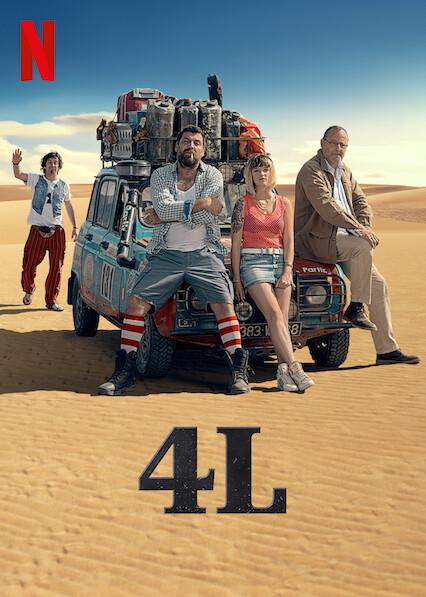 4L on Netflix UK