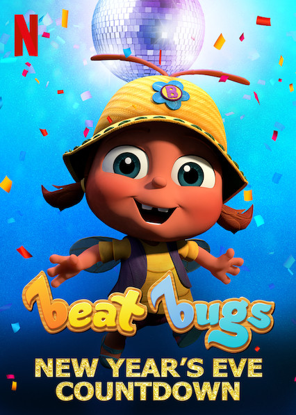 Beat Bugs: New Year's Eve Countdown on Netflix UK