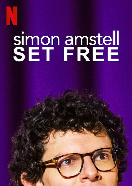 Simon Amstell: Set Free on Netflix UK