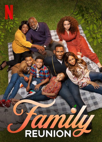 Family Reunion on Netflix UK