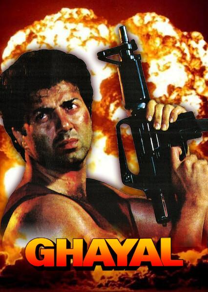 Ghayal on Netflix UK