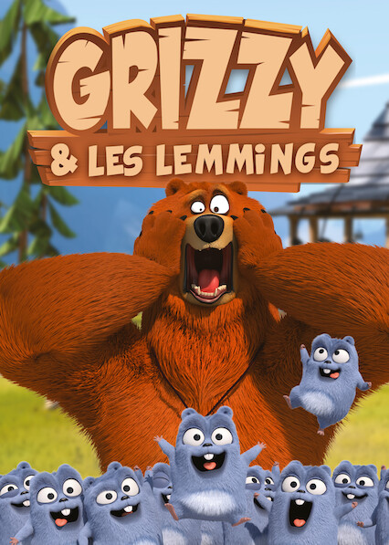 Grizzy et les Lemmings on Netflix UK