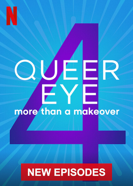 Queer Eye on Netflix UK