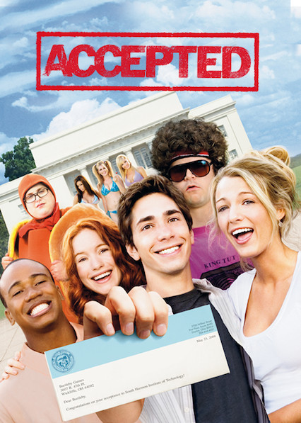 Accepted on Netflix UK