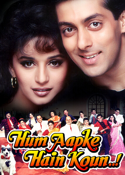 Hum Aapke Hain Koun on Netflix UK