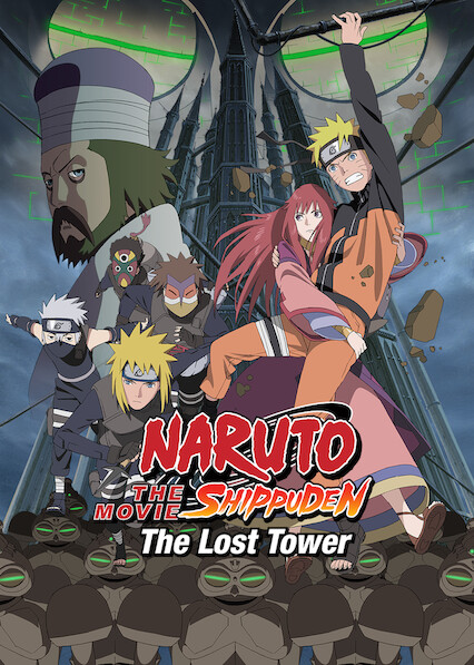 Naruto Shippuden: The Movie: The Lost Tower on Netflix UK