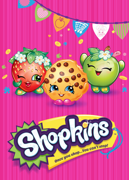Shopkins on Netflix