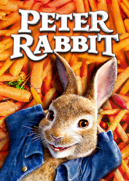 Peter Rabbit on Netflix UK