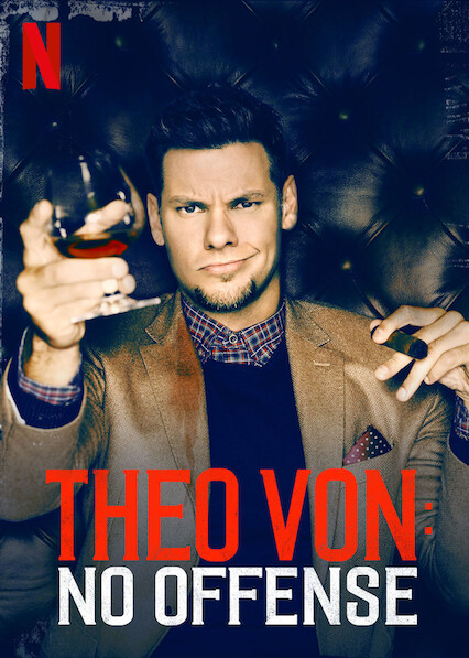 Theo Von: No Offense on Netflix UK