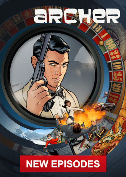 Archer on Netflix UK