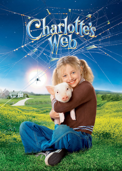 Charlotte's Web on Netflix UK