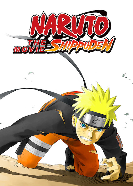 Naruto Shippuden: The Movie on Netflix UK
