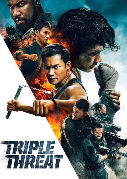 Triple Threat on Netflix UK