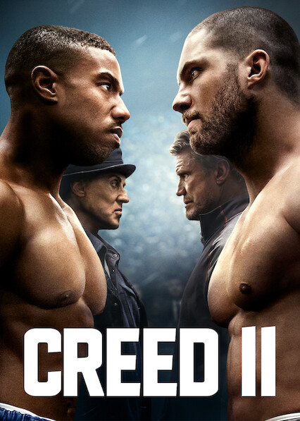 Creed II on Netflix UK