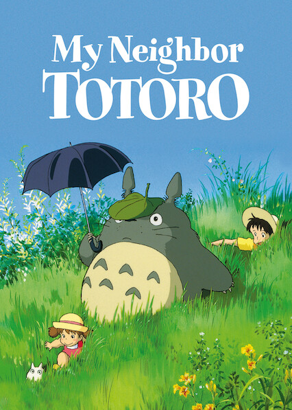 My Neighbor Totoro on Netflix UK