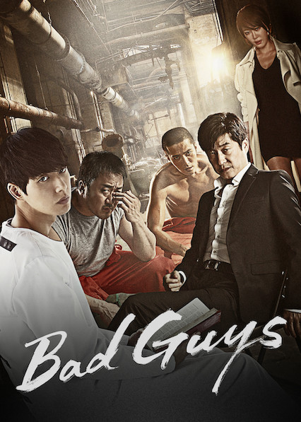 Bad Guys on Netflix UK