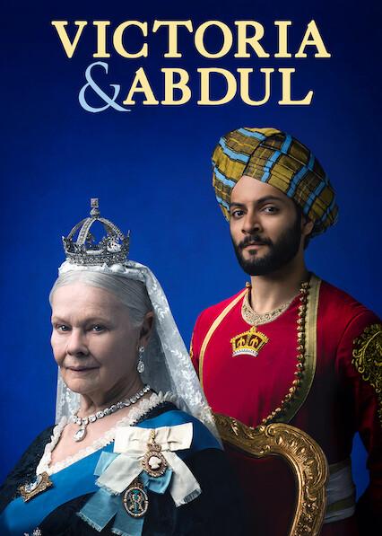 Victoria & Abdul on Netflix UK