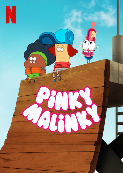 Pinky Malinky on Netflix UK