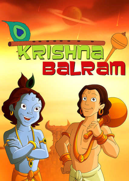 Krishna Balram on Netflix UK