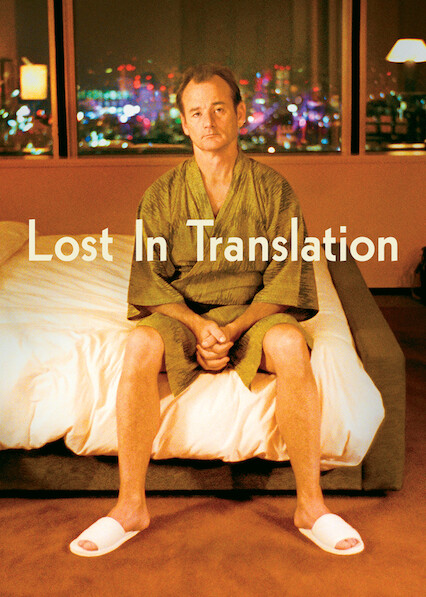 Lost in Translation on Netflix UK