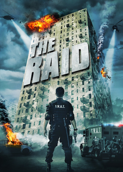 The Raid on Netflix UK