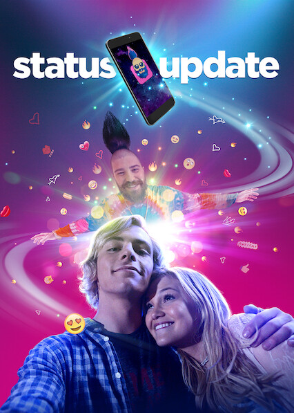 Status Update on Netflix UK