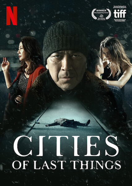Cities of Last Things on Netflix UK