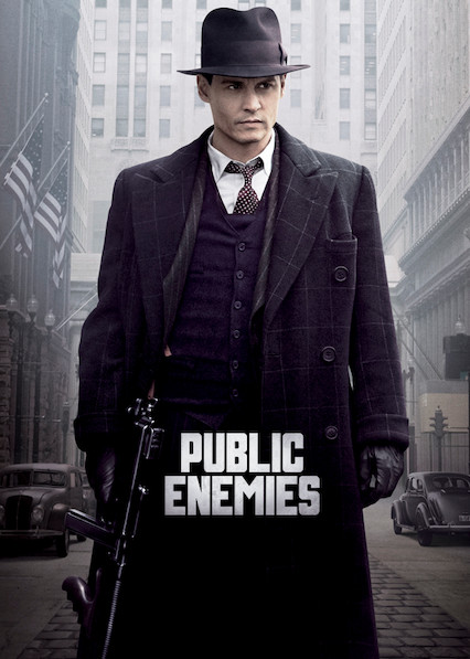 Public Enemies on Netflix UK