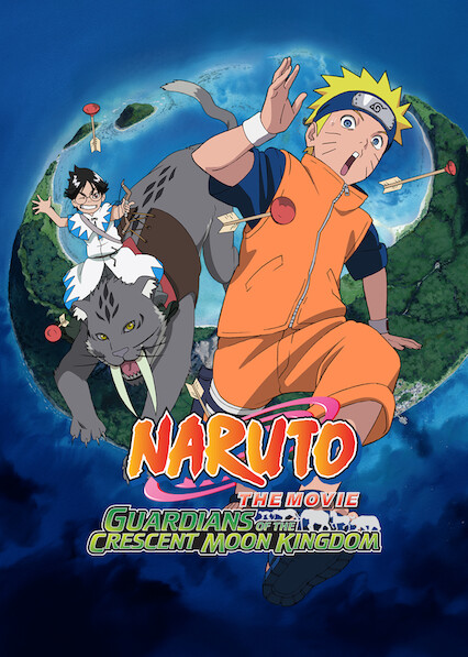 Naruto the Movie 3: Guardians of the Crescent Moon Kingdom