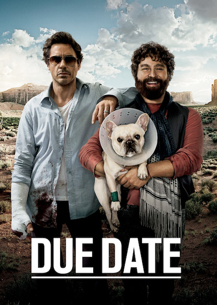Due Date on Netflix UK