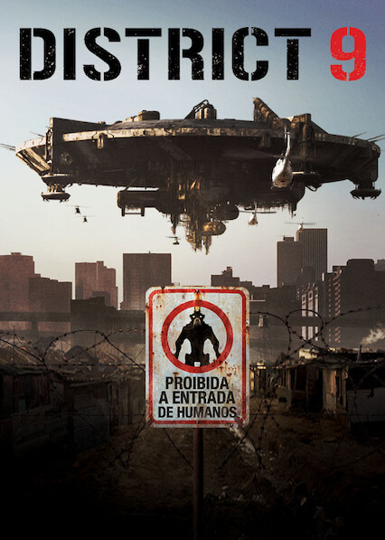 District 9 on Netflix UK