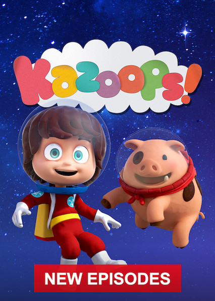 Kazoops! on Netflix UK